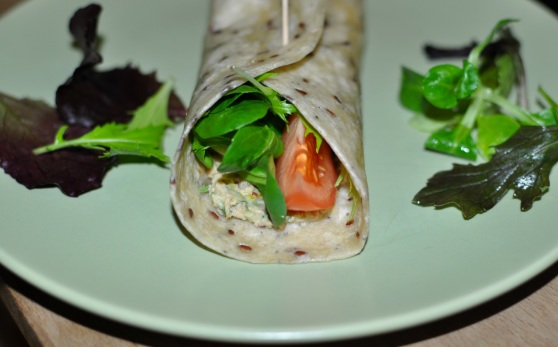 vegan wrap