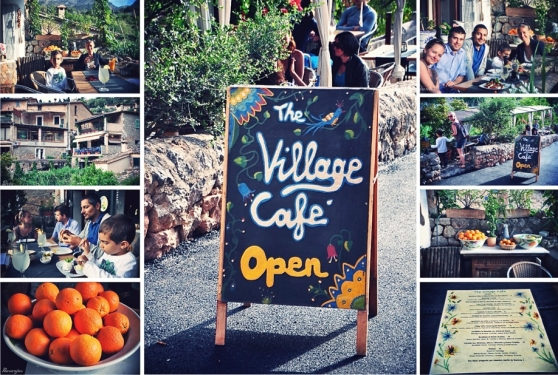 Village Cafe Deia