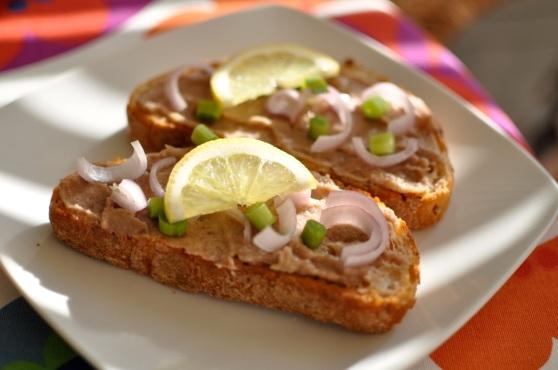 vegan foie gras