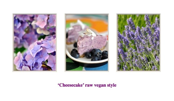 cheesecake raw vegan style