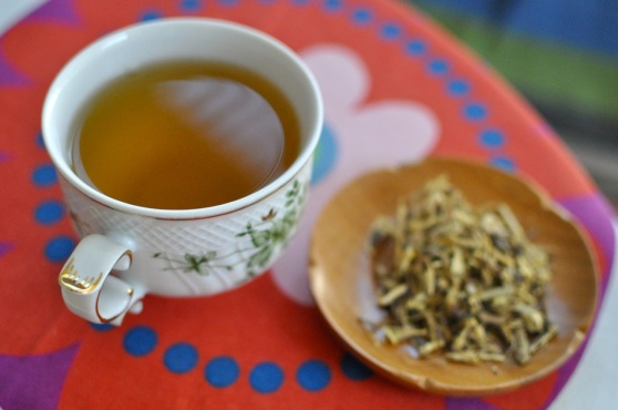 licorice tea