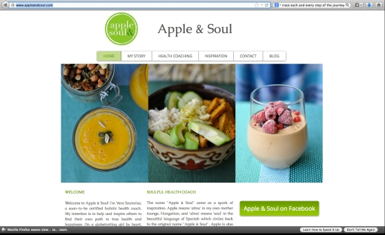 appleandsoul