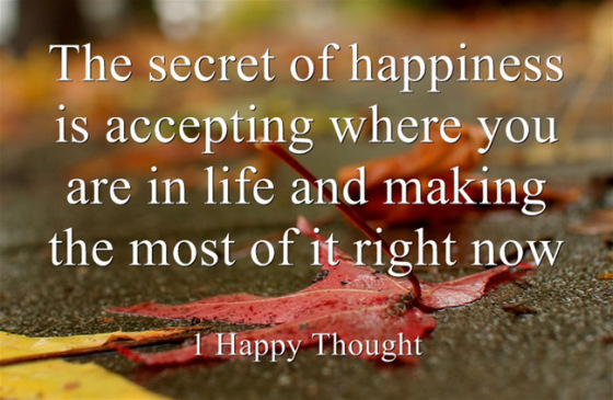 the-secret-to-happiness-is-always-making-the-most-of-the-current-situation-you-are-in